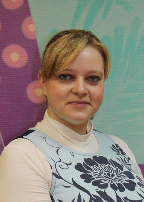 Панова Ирина Александровна, преподаватель английского языка